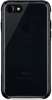 قاب شفاف گوشی موبایل مشکی iPhone 7 Plus