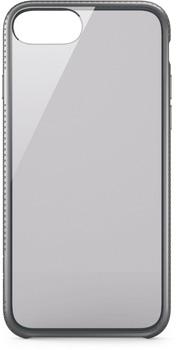 قاب شفاف دور خاکستری گوشی موبایل