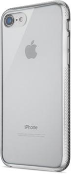قاب شفاف گوشی موبایل نقره ای