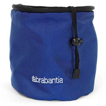 برابانتیا - کیسه قلاب دار آبی کم رنگ