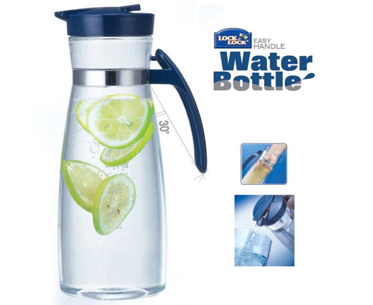بطری نگهداری آب آبی 2 لیتری